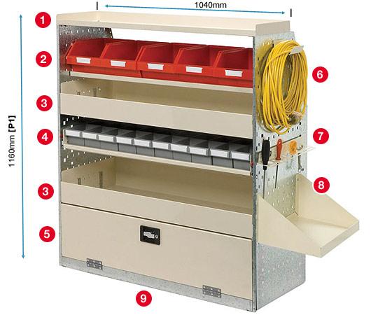 Utility Kit - RPUK104-P1