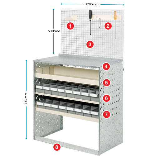 Panel Kit 1 – RPK-1